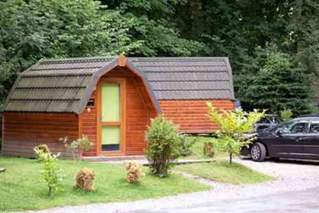 Fell End Holiday Park - Three Night Camping Pod Stay For Up to Four - Save 33%