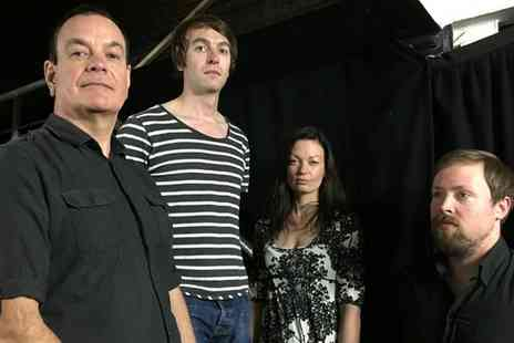 Alchemy Ptomotions - General Admission Ticket to Ticket to see The Wedding Present on 7 September - Save 0%