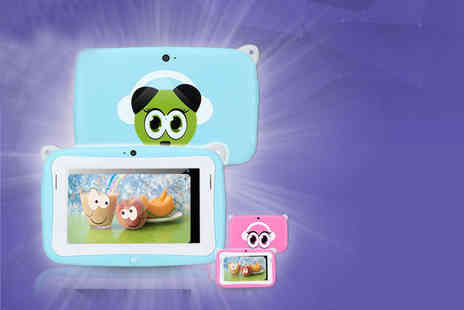 Heads Group - Childrens mini Android panda tablet - Save 76%