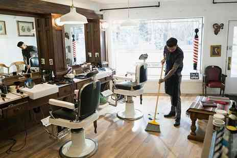 Marx Salon - Up to Two Gents Haircuts with Optional Finish and Colour - Save 40%