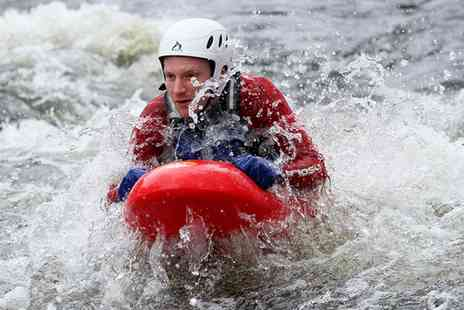 Body Boating - White Water Body Boating for One or Two with Body Boating - Save 50%
