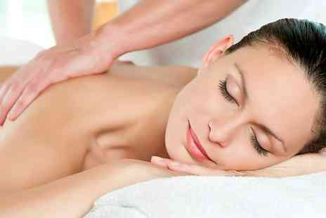Circle Of Beauty - One Hour Full Body or Hot Stone Massage with Optional Facial and Manicure - Save 0%