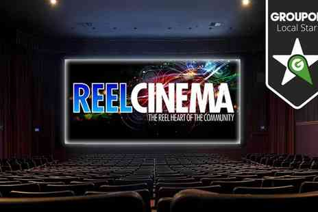Reel Cinemas - Reel Cinema Two Tickets at Choice of 15 Locations - Save 50%