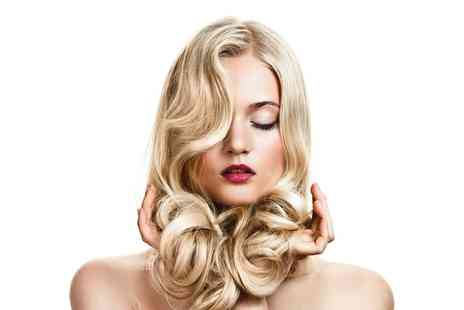 Makeover Hair & Beauty - Wash, Cut and Blow Dry with Highlights - Save 36%