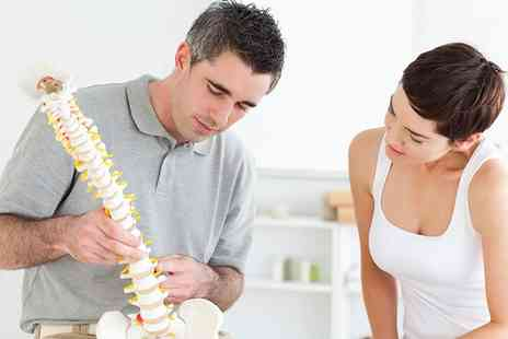 Maple Chiropractic Clinic - Chiropractic Consultation, Exam, X ray, and One Follow Up Treatment with a Report - Save 91%