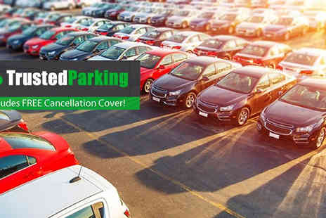 Trusted Parking - Up to 30% Off Airport Parking - Save 0%