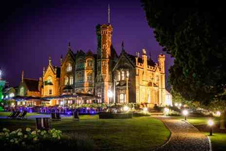 The Oakley Court - One Night Luxury Riverside Escape for Two - Save 0%