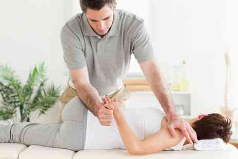 Fulham Backcare - Chiropractic Consultation With Two Treatments and a Massage - Save 82%