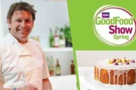 BBC Good Food Show Spring - Ticket For BBC Good Food Show Spring - Save 50%