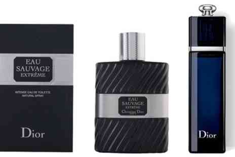 Groupon Goods Global GmbH - Christian Dior Addict EDP and Eau Savage Extreme EDT - Save 10%
