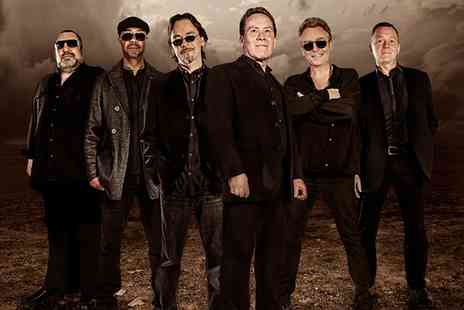 Curated by Groupon Events - Ticket to See UB40 Live On 3 to 29 October - Save 0%