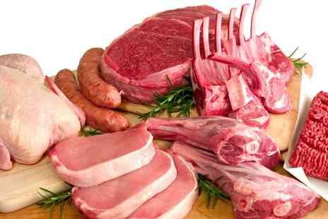 Hazeldines Butchers - Meat Pack Barbecue, Summer Grill or Steak - Save 56%