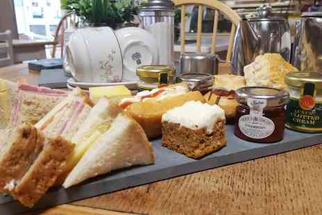 Bumbles Tea & Coffee Lounge - Afternoon Tea for Two or Four - Save 0%