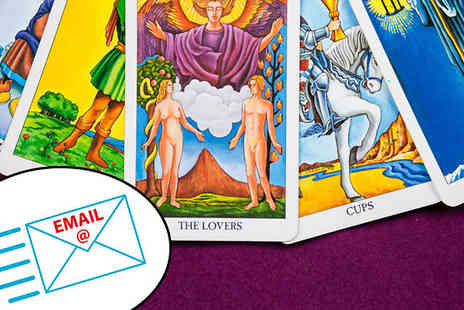 Daffodil Tarot - Tarot Card Reading by Email - Save 0%