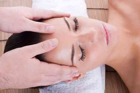 TK Yoga Retreat - Indian Head Massage or Reflexology Online Course  - Save 75%