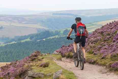 Peak District National Park - Full Day Cycle Hire for Adults and Children  - Save 47%