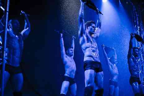 Forbidden Nights - Forbidden Nights Male Variety Show Entry - Save 44%