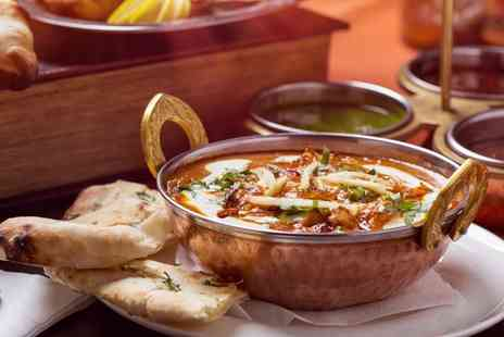 New Delhi Indian Restaurant - Up to £120 Toward Indian Food for Up to Six - Save 0%