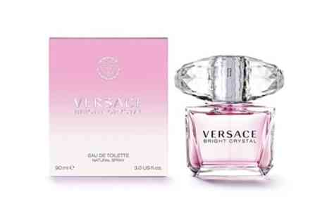Groupon Goods Global GmbH - Versace Bright Crystal EDT 90ml  - Save 42%