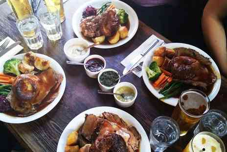 The Tudor House Inn - Two Course Sunday Lunch for Two or Four - Save 0%