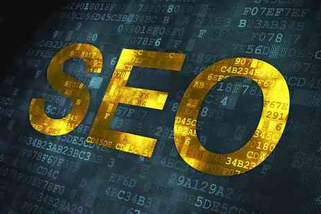 GoldenEdge Marketing Solutions - One month SEO Package and Marketing Advice - Save 88%
