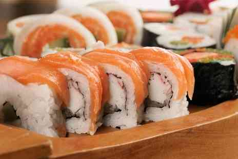IRO Sushi - 26 or 52 Piece Sushi Platter for Two or Four with Drink - Save 0%