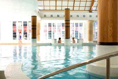 Champneys - Spa Day with Buffet Lunch, Choice of Treatment, Thalassotherapy Session  - Save 47%