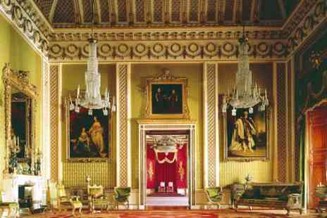 Royal Collection Trust - The State Rooms, Buckingham Palace Tour - Save 0%