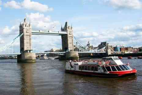 City Cruises PLC - Thames River Red Rover Hopper Pass - Save 0%