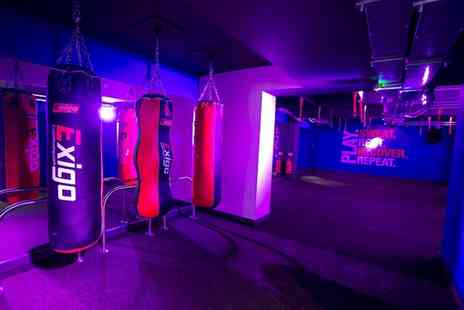 Boxercise Bootcamp - Five or 10 One Hour Indoor Bootcamp Classes - Save 80%