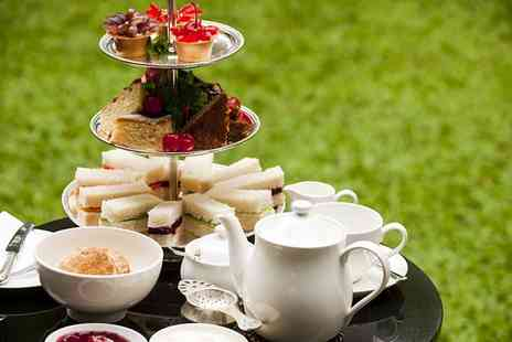 Daresbury Park Hotel - Traditional Afternoon Tea with Leisure Access for Two or Four - Save 0%