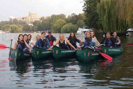 Canoe and Kayak Tours - Half Day Canoe Hire for Up to Eight  - Save 38%