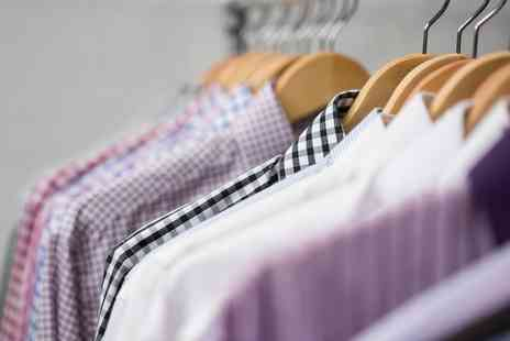 Dry Ice Dry Cleaners - Up to One Year of Shirts Dry Cleaning - Save 20%