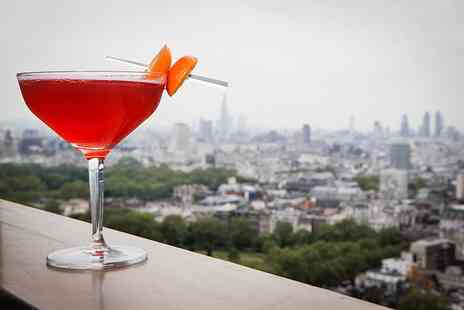 Galvin at Windows - Four cocktails for two - Save 51%