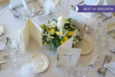Norfolk Arms Hotel - Wedding Gold Package for 40 Guests - Save 41%