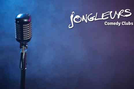 Jongleurs Comedy Clubs - Jongleurs Comedy Club Entry at Choice of Location - Save 53%