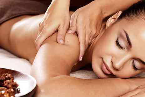 Affinity Beauty Therapy - Swedish Back, Neck and Shoulder Massage and Reflexology Massage - Save 57%