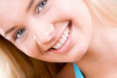Envysmile Dental - One or Two Porcelain Veneers with Dental Check Up - Save 55%
