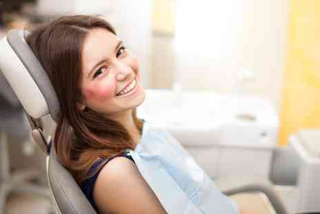 Corporate Health Dental Centre - Slough dental office Dental Clean, Scale and Polish with X-Rays - Save 44%