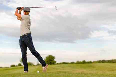 De Vere  Wokefield Park - 18 Holes of Golf Plus 10% Discount in Golf Shop for Up to Eight - Save 68%
