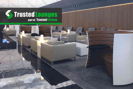 Trusted Parking - Airport lounge pass - Save 0%