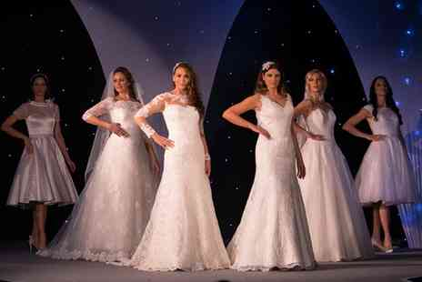 Bride The Wedding Show - Two or Four Tickets, 8 To 9 October, Westpoint Arena - Save 50%