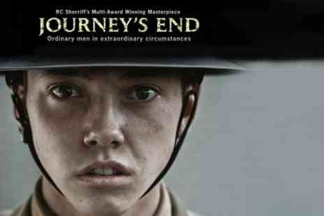 Duke of York's Theatre - Ticket to Journey's End for £19.50 - Save 57%