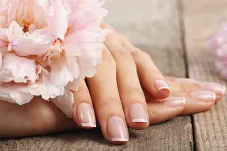 Absolutely fabulous beauty boutique - Classic Manicure with Shellac - Save 61%