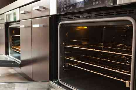 Extreme Homecare Oven Cleaning - Oven or Oven and Four Burner Hob Clean - Save 51%