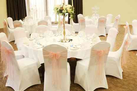Samlesbury Hotel - Wedding Package for 50 Day Guests and 100 Evening Guests - Save 47%