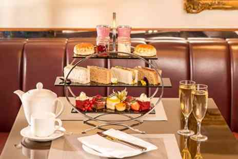 Copthorne Tara Hotel - Afternoon Tea with Wine for Two, Four or Six - Save 45%