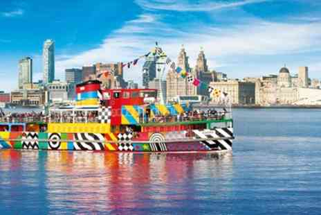 Mersey Ferries - Mersey Ferry Ticket plus Entry to Two Attractions - Save 29%