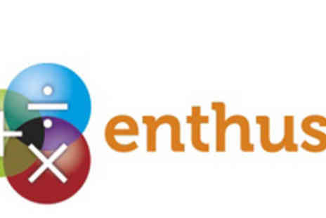 Enthuse Education - 1 Month Of Distance English And Maths Tuition For Children - Save 83%