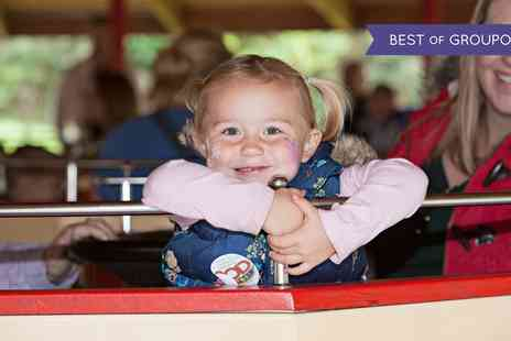 Gullivers Theme Parks - Midweek Tickets to Gullivers Theme Parks for One or Two Adults - Save 37%